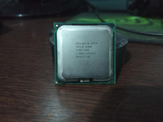 Processador Xeon E5450 3.00ghz Slbbm (já Com Adesivo Lga775)