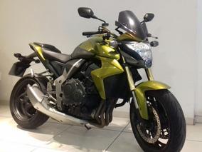 Honda Cb 1000r Verde 2012