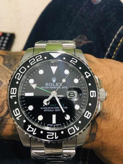 Relógio Rolex Gmt Automático