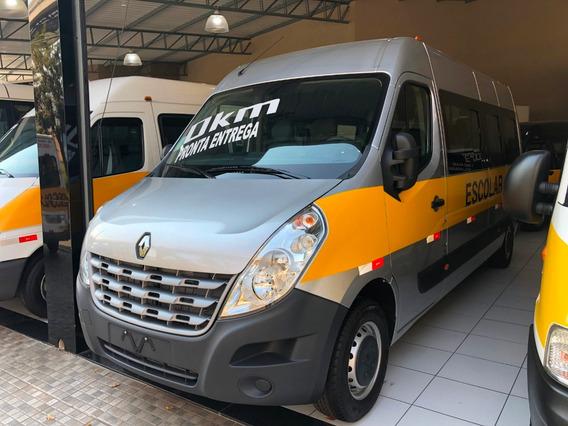 Renault Master L3 Escolar 0km 20 Lugares