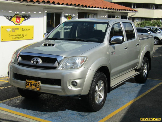 Toyota Hilux Mt 3.0 4x4 Diesel