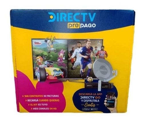 Kit Directv Pre-pago