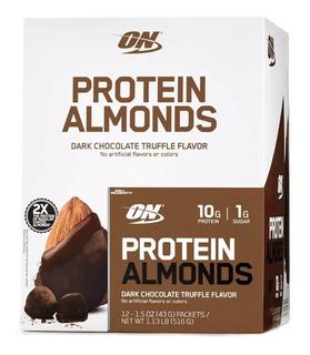 20x Caixa 12 Unidades Protein Almonds Val. 04/05/2019