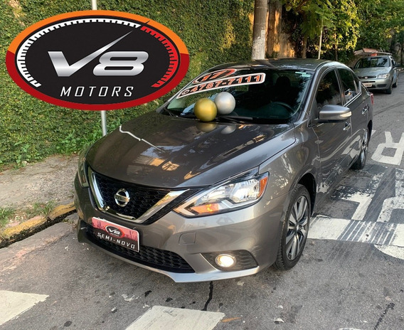 Nissan Sentra Sv 2.0 Flex Automático Start Stop