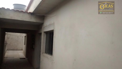 Casa Residencial À Venda, Vila Nova Urupês, Suzano. - Ca0235