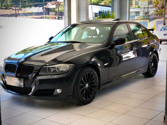 Bmw Serie 3 2.0 Top Aut. 4p 2011 All Black
