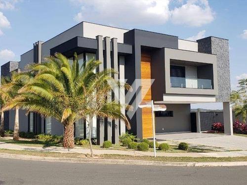 Sobrado Com 4 Dormitórios À Venda - Condomínio Residencial Saint Patrick - Sorocaba/sp - So1218
