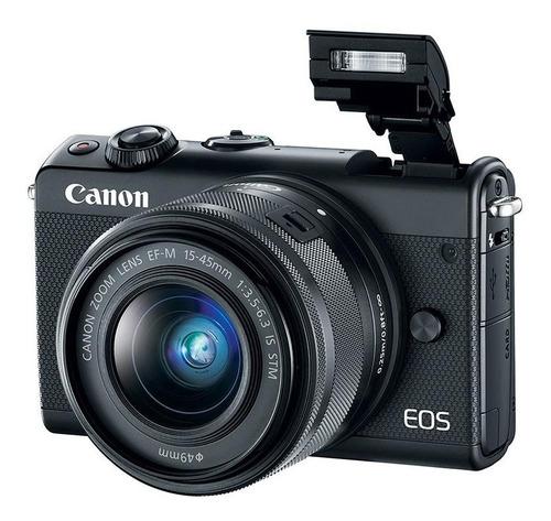 Cámara Canon Eos M100 Kit 15-45mm