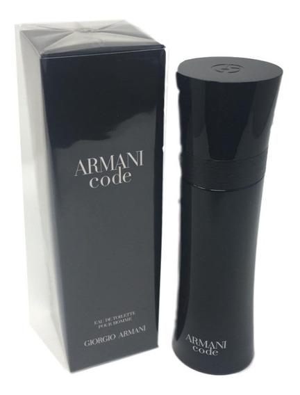 Perfume Armani Code Edt 125ml. 100% Original