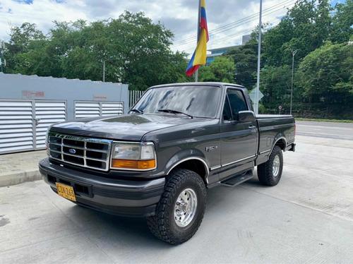 Ford F-150 1997 5.0 Xl 195 Hp 4x4