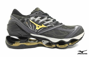Tênis Mizuno Wave Prophecy Pro 8 Original -50% Off + Brinde