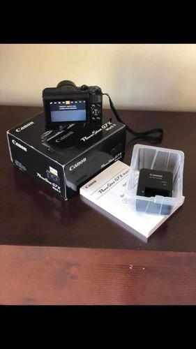 Câmera Fotográfica Cânon Power Shot G7 Mark Ll