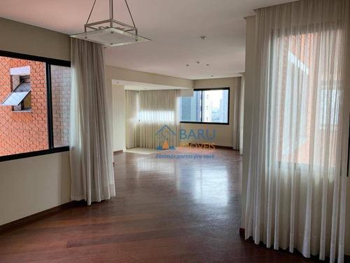 Apartamento Com 4 Dormitórios À Venda, 200 M² Por R$ 1.700.000 - Lapa - São Paulo/sp - Ap54481