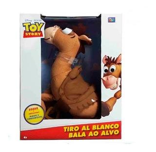 Muñeco Tiro Al Blanco Caballo Toy Story Disney Orig - Cuotas