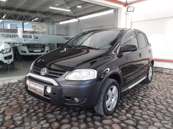 Volkswagen Crossfox Confortline Gnc 2007