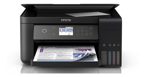 Impressora Multifuncional Epson L6161 6161 Wifi Ecotank Novo