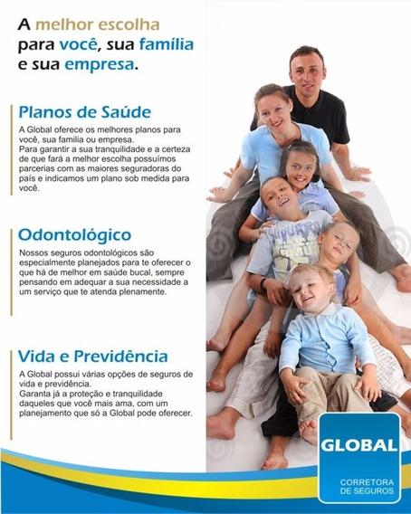 Seguros Saúde, Odontológico, Vida E Previdência, Residencial