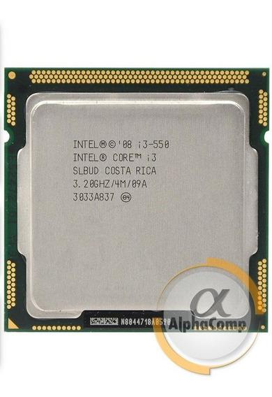 Processador Intel Core I3-550 3,2