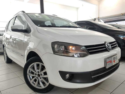Volkswagen Spacefox 1.6 Trend Total Flex I-motion 5p 2013