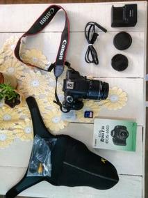 Camera Dslr Canon Rebel T3i