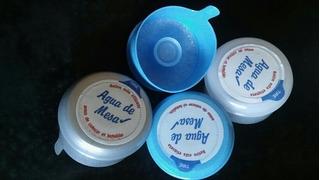 Tapa Non Spill Para Botellon De Agua