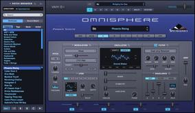 Omnisphere 2.6 + Keyscape + Trilian Windows E Mac Completo