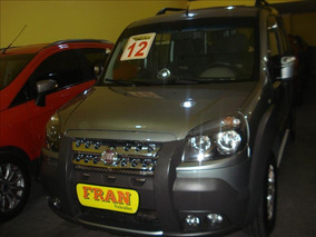 Fiat Doblò Adventure Locker Notor 1.8 2012 Cinza