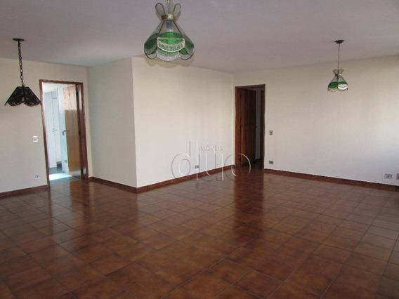 Ed. Pedro Ometto - Apartamento Para Locação Com 3 Dormitórios, 150 M² Por R$ 900,00/mês - Centro - Piracicaba/sp - Ap2769