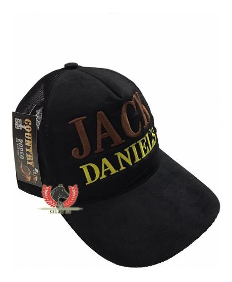Boné Country Jack Daniel