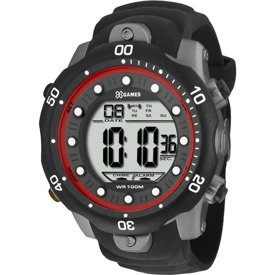 Relógio Masculino X-games Digital Esportivo Xmppd355 Bxpx