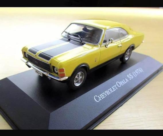 Super Promoção!!! Miniatura Opala Ss 1976 1:43
