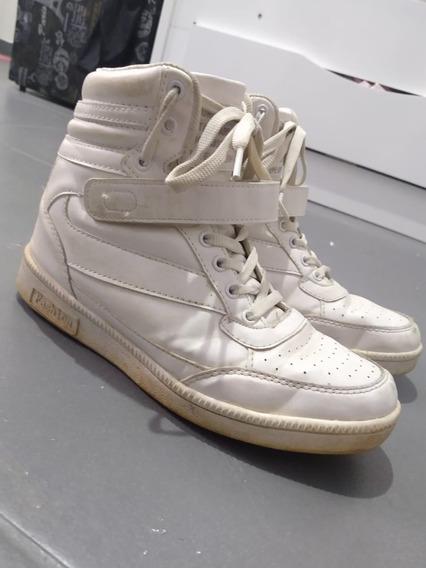 Tênis Branco Sneaker Original Importado Perfeitas Condições