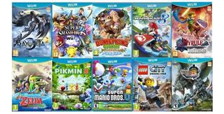 Juegos Digitales Wii U