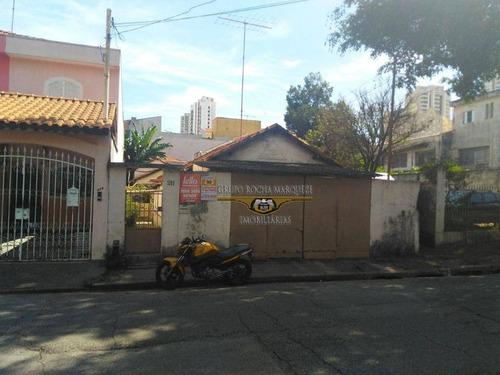 Terreno À Venda, 500 M² Por R$ 950.000,00 - Vila Formosa (zona Leste) - São Paulo/sp - Te0056