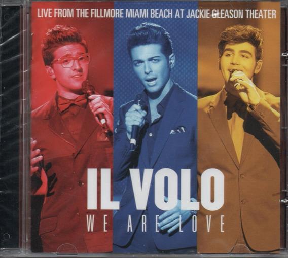 Cd Il Volo - We Are Love