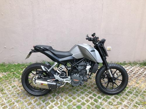 Moto Ktm Duke 200 Naked (scrambler)