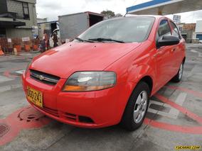 Chevrolet Aveo 1.6 Aa Fe