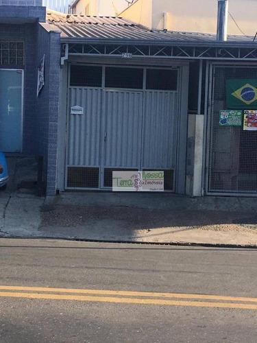 Salão Para Alugar No Centro - Valinhos/sp - Sl0065