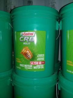 Aceite Paila 15w40 Aw68 80w90 85w140 Sae50