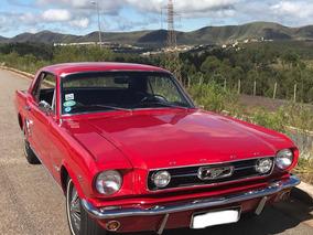 Mustang Hardtop 1966 V8 Automatico
