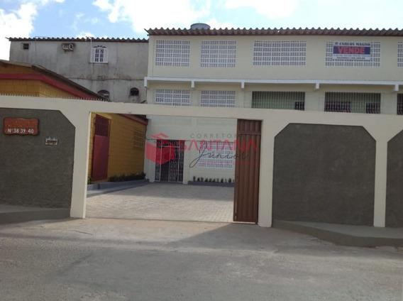 Predio Com 3 Pavimentos Mais Galpão Em Lauro De Freitas - 931510012