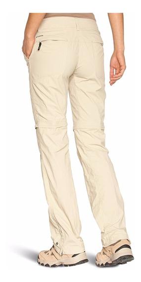 Columbia Pantalon Womens Silver Ridge Convertible