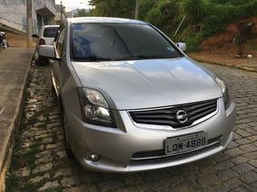 Nissan Sentra 2.0 Special Edition Flex Aut. 4p