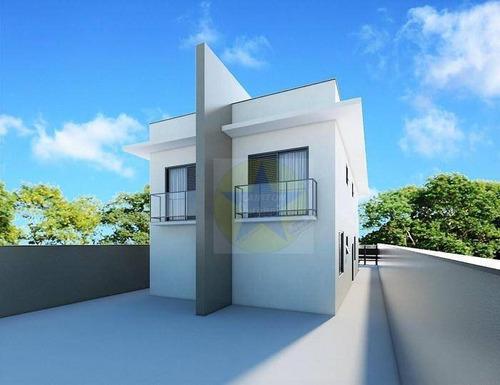 Casa À Venda, 96 M² Por R$ 485.000,00 - Jardim Paulista - Atibaia/sp - Ca1818