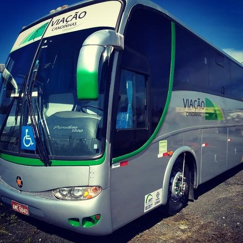 Imagem 1 de 11 de Ônibus Mercedes Benz G6 1200