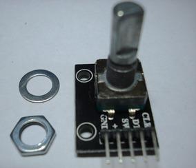 Rotary Encoder, Codificador Rotativo Arduino Porca Arruela