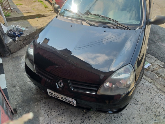 Renault Clio 1.0 16v Authentique Hi-flex 5p 2008