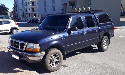 Ford Ranger 1998 2.5 Xlt I Dc 4x2
