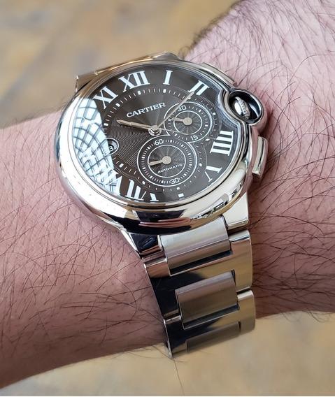 Reloj Cartier Ballon Bleu De Cartier Cronógrafo W6920025