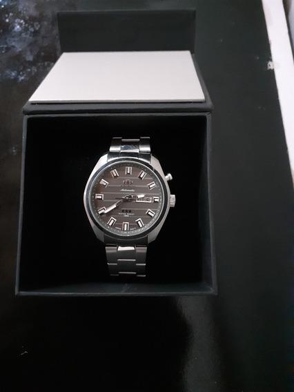 Relógio Orient Automático Original, Prateado.